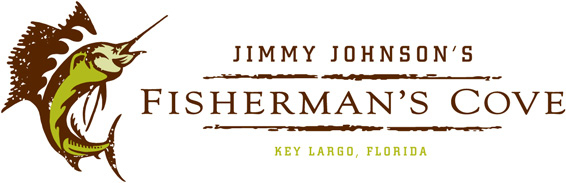Jimmy johnsons fishermans cove logo